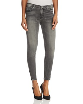 Hudson - Spectrum Nico Ankle Super-Skinny Jeans in Spectrum