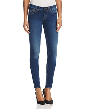 570d9ddc1 True Religion - Halle Super Skinny Jeans in Lands End Indigo ...