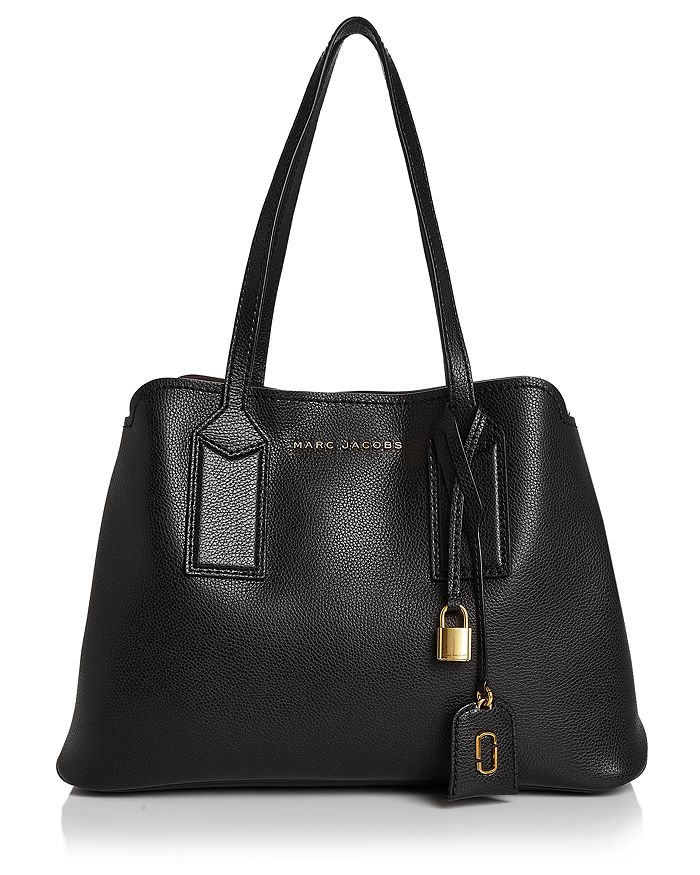 103f5a716959 MARC JACOBS - The Editor Leather Tote