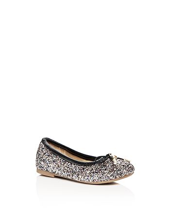 0e82aad9a1365 Sam Edelman - Girls  Felicia Glitter Ballet Flats - Toddler