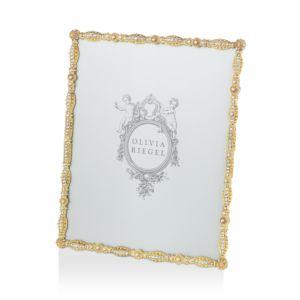 Olivia Riegel Gold Asbury Frame, 8 x 10