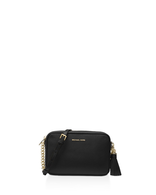 Michael Kors Ginny leather camera bag SUKXBe9