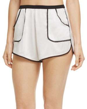 Thistle & Spire Devoe Satin Shorts