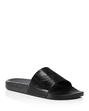 Salvatore Ferragamo Dash Slides