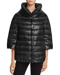 Herno - Funnel-Neck Down Coat