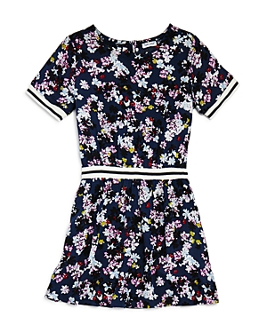 Splendid Girls Floral Print Dress  Little Kid
