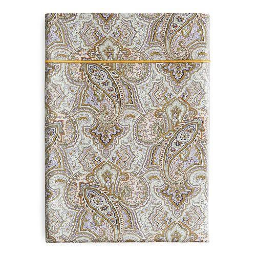 Anne de Solene - Queen Flat Sheet