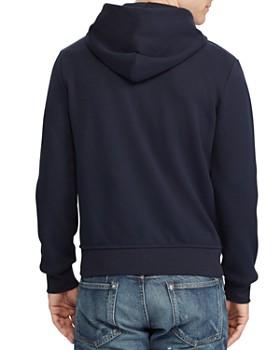 8ca56cb7c ... Polo Ralph Lauren - Double-Knit Full-Zip Hoodie