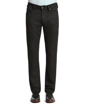 34 Heritage Charisma Comfort-Rise Classic Straight Fit Jeans in Brown Feather