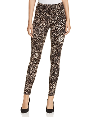 Lysse Animal-Print Leggings