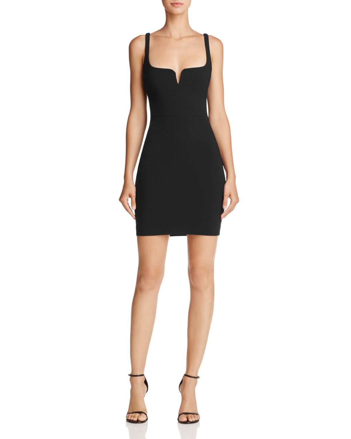 Constance Body Con Dress   100 Percents Exclusive by Likely