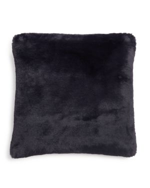 Hudson Park Jewel Faux Fur Decorative Pillow, 20 x 20 - 100% Exclusive