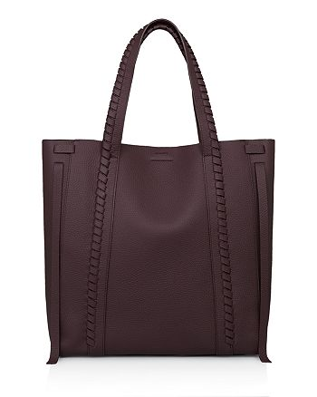 ALLSAINTS - Ray Leather Tote
