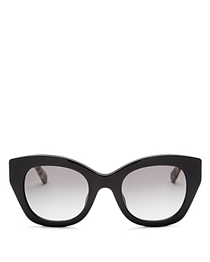 kate spade new york Jalena Square Sunglasses, 49mm