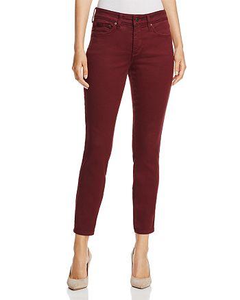 NYDJ - Ami Skinny Legging Jeans in Deep Currant