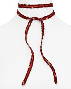 Chan Luu Star Printed Necktie - Bloomingdale's_0