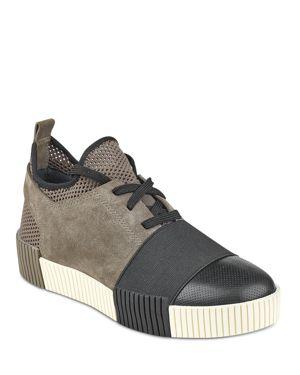 Marc Fisher Ltd. Women's Ryley Mixed-Media Sneakers