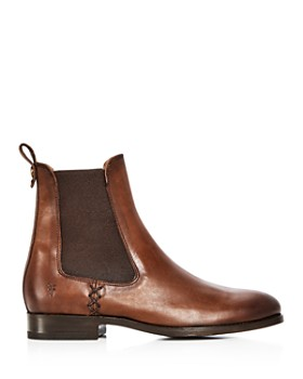 Frye - Women's Melissa Leather Chelsea Booties