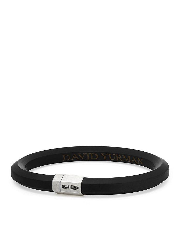 David Yurman - Hex Bracelet in Black