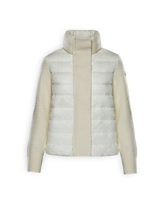 Moncler Mixed Media Sweater - Bloomingdale's_0