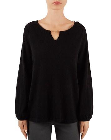 $Gerard Darel Louis Wool-Cashmere Sweater - Bloomingdale's