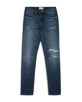 Hudson - Boys' Distressed Slim-Leg Jeans - Little Kid