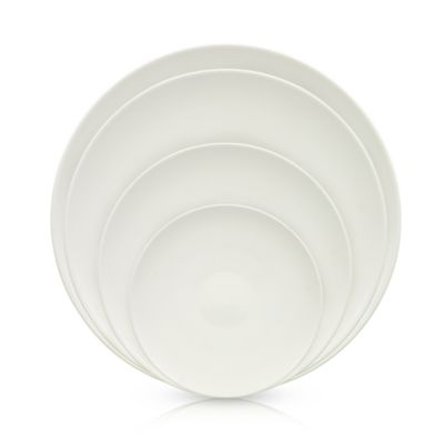 Anmut Allure Coupe Salad Plate - 100% Exclusive