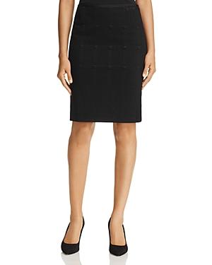 Boss Manelli Textured Pencil Skirt