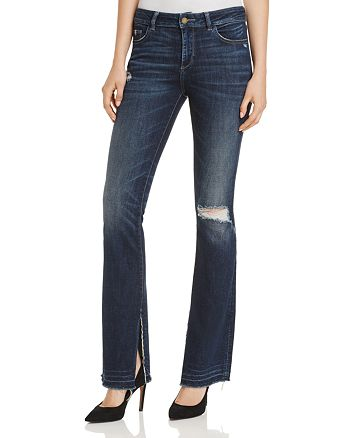 DL1961 - Bridget Instasculpt Boot Jeans in Huntington
