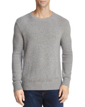 Belstaff Lanson Crewneck Long Sleeve Sweater