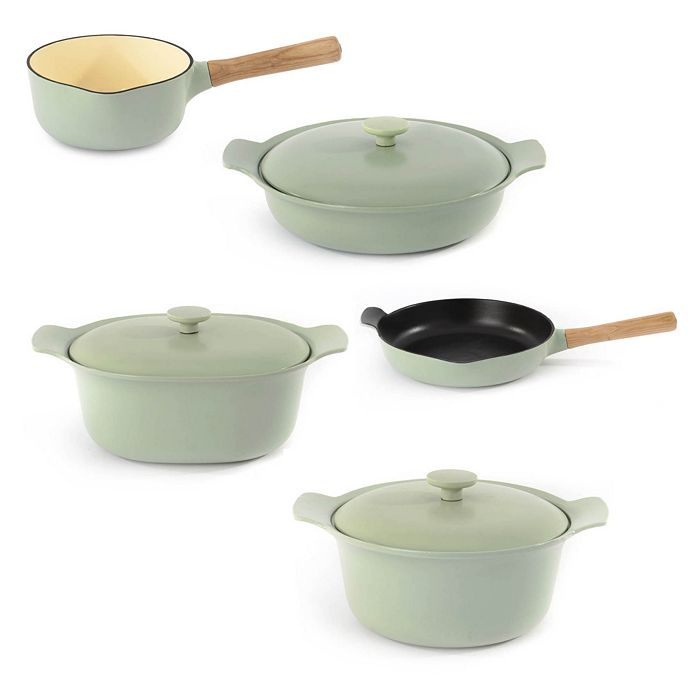 BergHOFF - RON Cast Iron 8-Piece Cookware Set