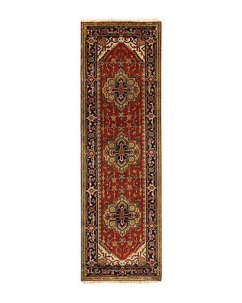 Exquisite Rugs - Vannatta Runner Rug, 3' x 12'