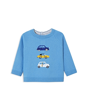 Jacadi Boys Car Sweater  Baby