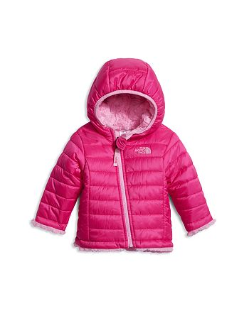 The North Face® - Girls' Quilted Reversible Jacket - Baby