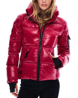 FREESTYLE DOWN JACKET