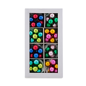 Christopher Radko Christmas Confetti Clusters, Set of 8