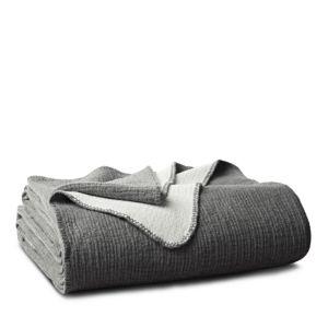 Coyuchi Organic Cotton Cozy Blanket, Twin