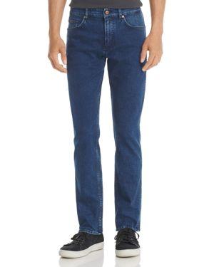 Boss Slim Fit Jeans in Blue Denim - 100% Exclusive
