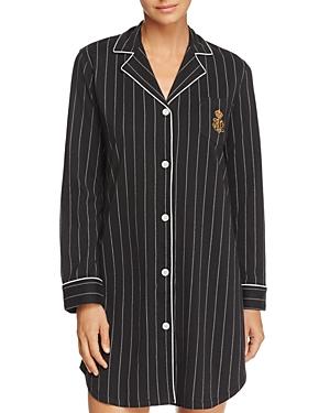 Click here for Lauren Ralph Lauren Bloomingdale Knits Sleepshirt... prices