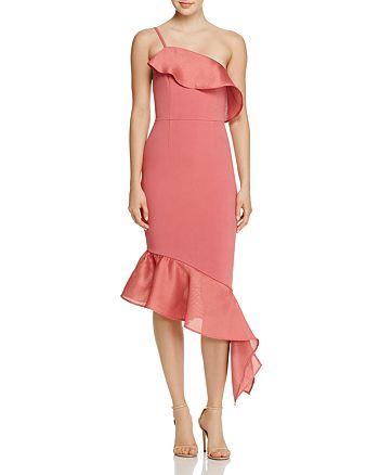 La Maison Talulah - Expression Asymmetric Ruffle Dress