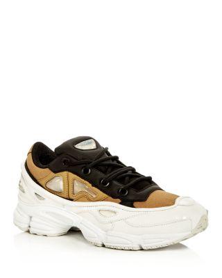 raf simons per adidas uomini ozweego iii allacciarsi le scarpe