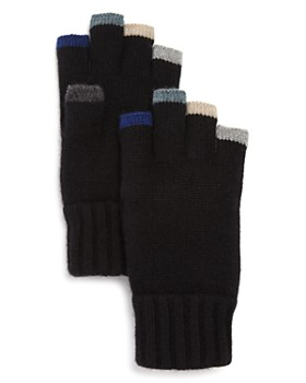 The Men's Store at Bloomingdale's - Anya Cashmere Fingerless Gloves - 100% Exclusive