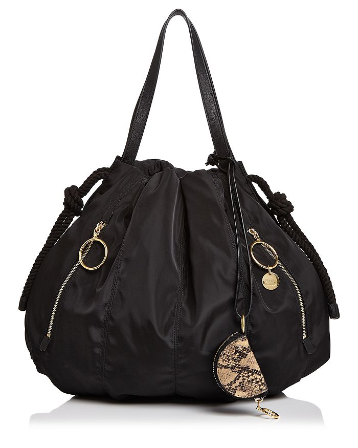 See by Chloé - Flo Nylon Large Tote