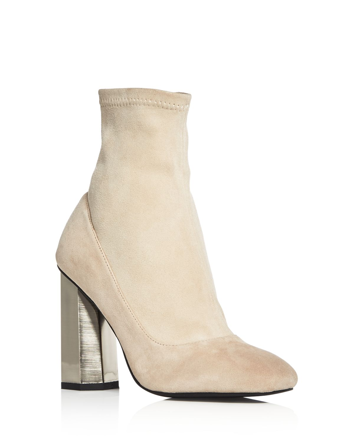 SENSO Women's Umar Suede High-Heel Booties