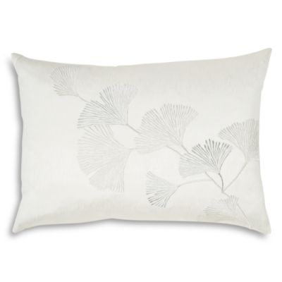$Michael Aram Ginkgo Leaf Embroidered Decorative Pillow, 14