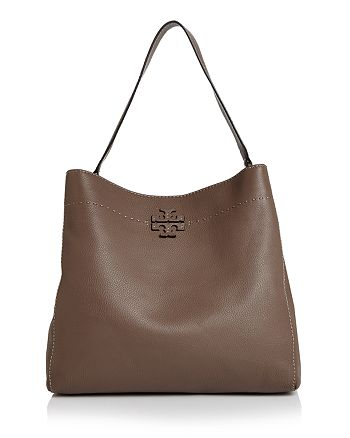 274ba2c86f3 Tory Burch - McGraw Leather Hobo Bag