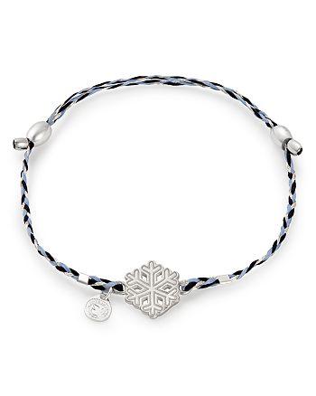 Alex and Ani - Snowflake Expandable Bracelet