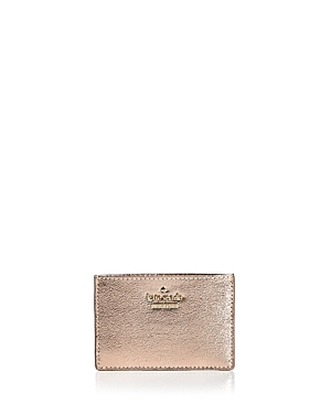 kate spade new york Cameron Street Saffiano Leather Card Case