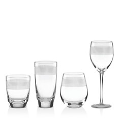 kate spade new york York Avenue Glassware Collection - Bloomingdale's_0