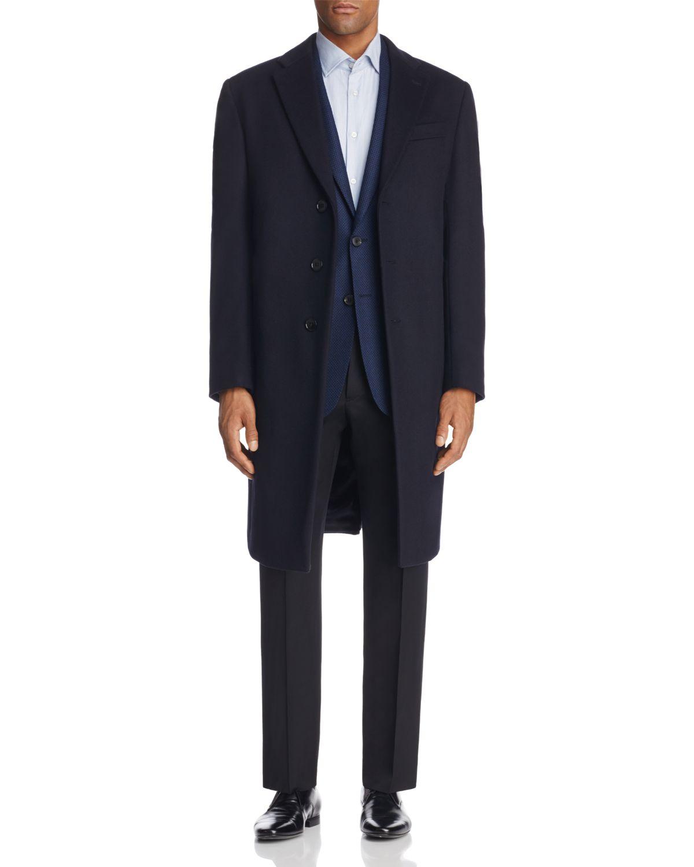 Wool Cashmere Coat by Armani Collezioni